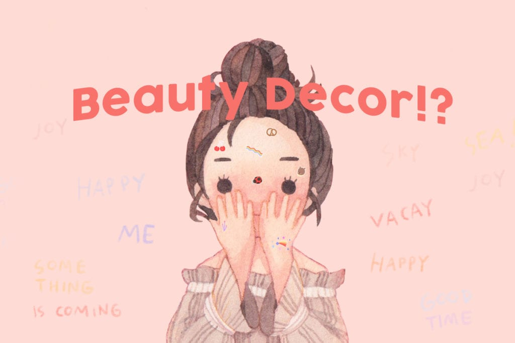Beauty-decor cover