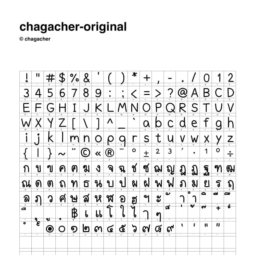 chagacher-font-original-3