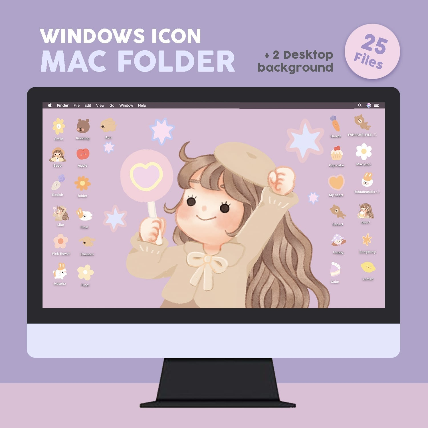 FAHFAHS | Icon for Mac / windows